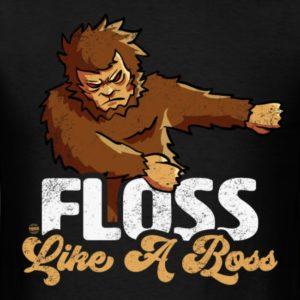 floss like a boss bigfoot 2