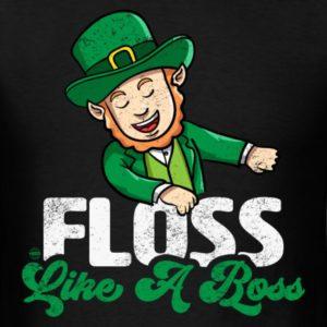 floss like a boss irish leprechaun 1 1