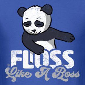 floss like a boss panda 1