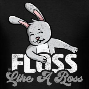 floss like a boss rabbit 1