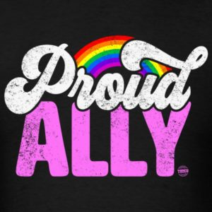 proud ally lgbt rainbow gay pride month shirts 1