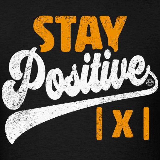 stay positive funny math student teacher shirts 1
