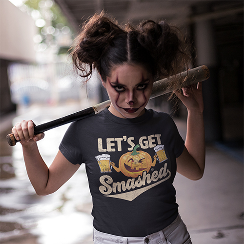 Lets Get Smashed Shirts Gifts by TeezCo™
