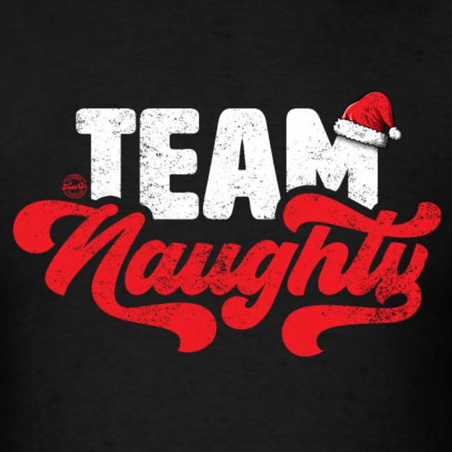 team naughty funny couple matching outfit w santa hat team nice naughty christmas party shirts and gifts for men women youth and kids boys and