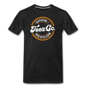 teezco official logo tee shirts for men women