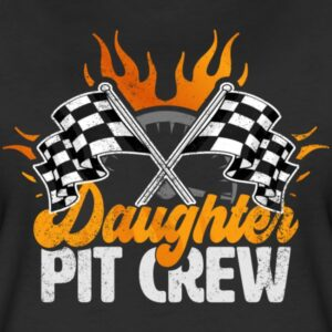 daughter pit crew race car birthday party racing family matching shirts and gifts birthday celebration decoration outfit gift for pit crew family ra